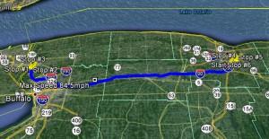 GPS Logger Sample